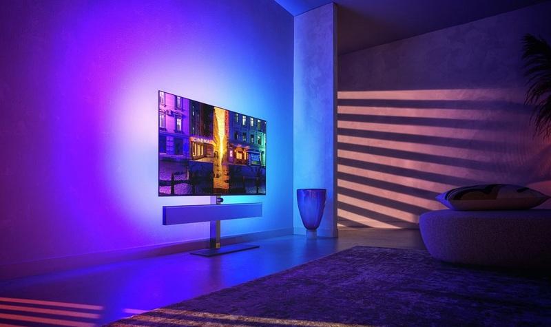 Philips анонсировала премиальные телевизоры OLED936 и OLED986 с OLED-панелью Evo и HDMI 2.1