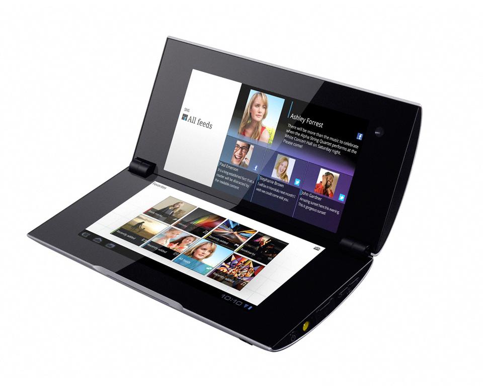 инструкция Sony Tablet P - фото 2