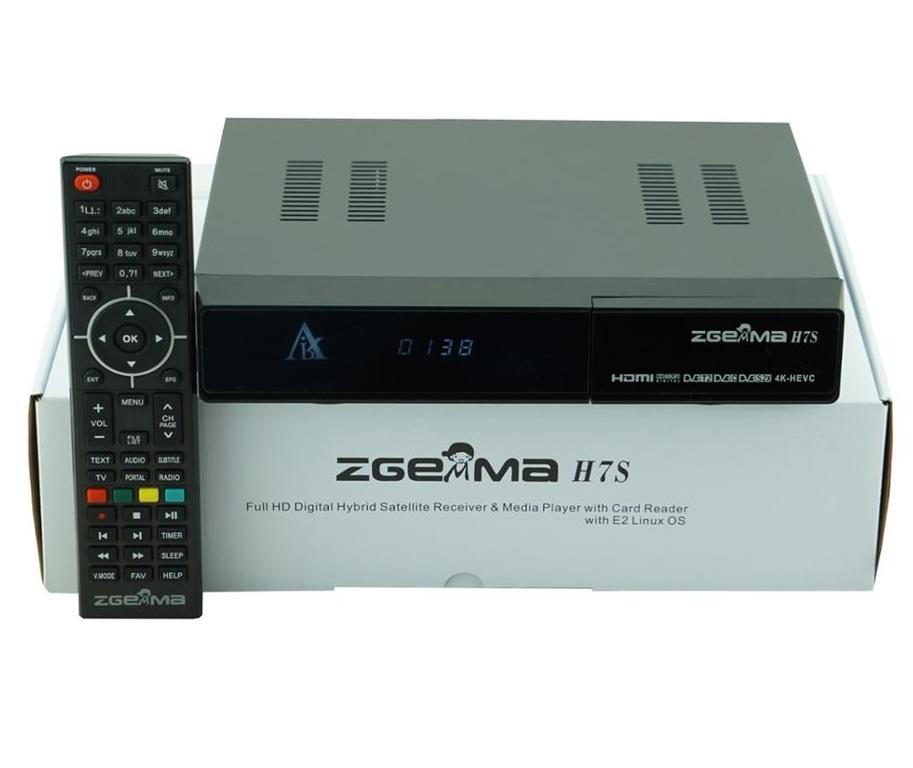 ZGEMMA H7S UHD: отзывы покупателей, обсуждение, вопросы и